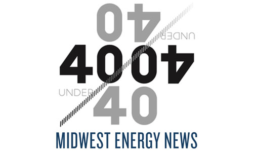 Midwest Energy News 40 Under 40 award program