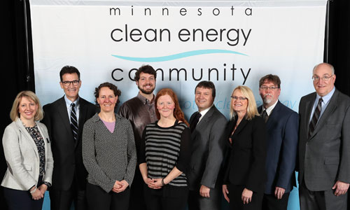 Seven communities won 2018 Clean Energy Community Awards