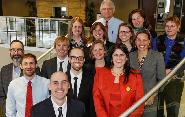 CERTs Staff, March 2014