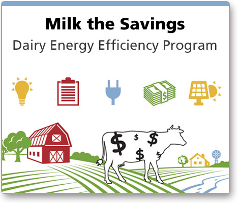 Dairy Energy Efficiency Program