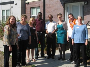 Aeon staff who conducted resident interviews