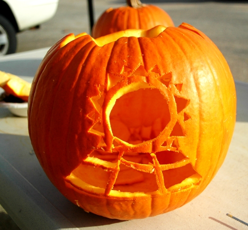 Energy Themed Pumpkin Stencils And Spooky Savings Clean Energy