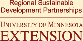 University of Minnesota's Regional Sustainable Development Partnerships