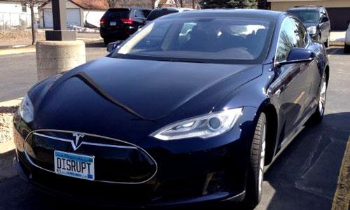 Sam's Tesla