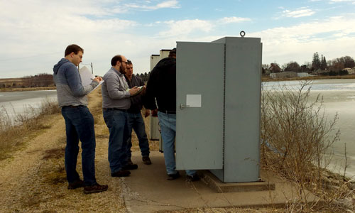 MnTAP helps Altura explore energy-saving opportunities at their wastewater treatment facility