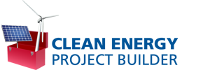 Find companies with the Clean Energy Project Builder
