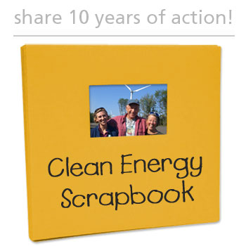 Clean Energy Scrapbook