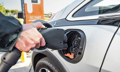 EV fast charger grant dollars available in MN