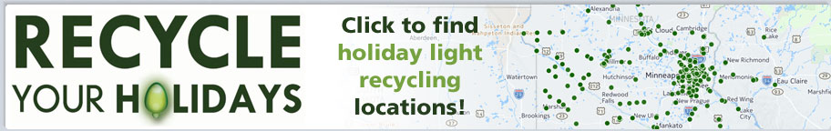 Find recycling locations near you
