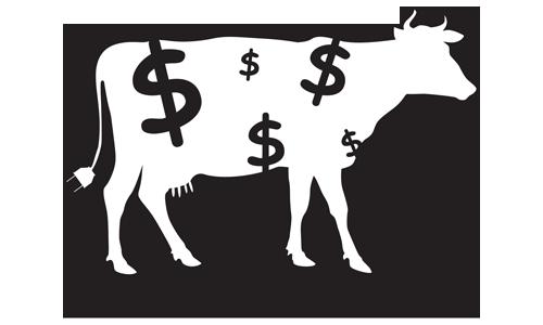 Milk the Savings