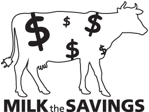 Milk the Savings Dairy Energy Efficiency Program