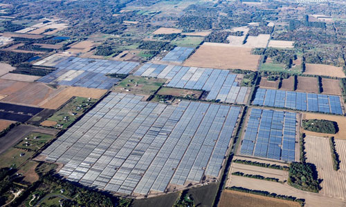 North Star Solar having no impact on Chisago County property values