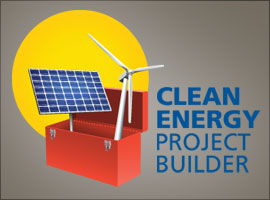 Clean Energy Project Builder