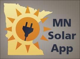 Minnesota Solar Suitability App