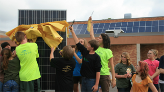 Project Independence Solar PV Dedication at Chisago Lakes Middle School