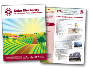 Solar Electricity for the Home, Farm, and Business