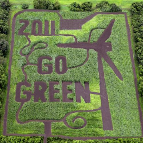 Best Corn Maze Of The Year Our Vote Is For The Nelson Farm In Litchfield Clean Energy Resource Teams