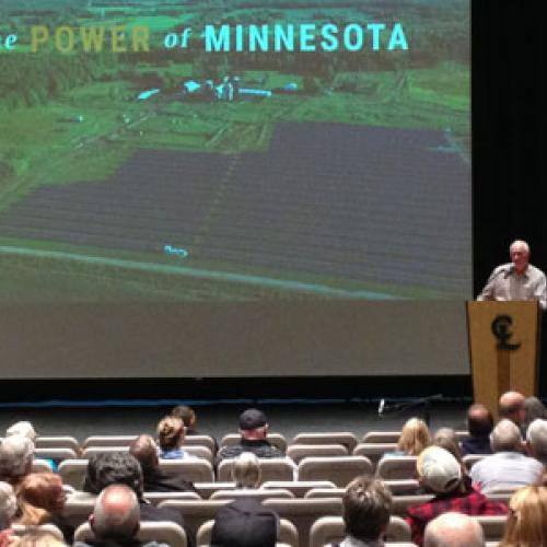 Chisago County Solar Celebration on October 4, 2018
