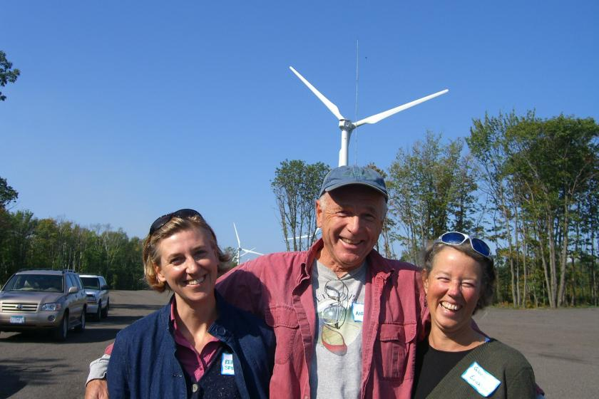 ne wind turbine tour