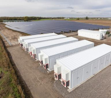 connexus solar plus storage