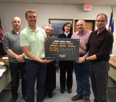 SolSmart in La Crescent