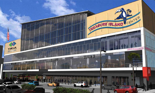 Treasure Island Center
