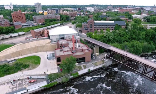 UMN's new Main Energy Plant helps reduce campus emissions by 50 percent