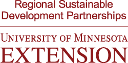 UMN Regional Sustainable Development Partnerships & Extension