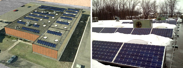 Solar PV, from design to installation